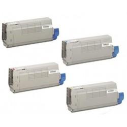 Amarillo Compatible Oki ES7460,ES7470,ES7480-11.5K45396213