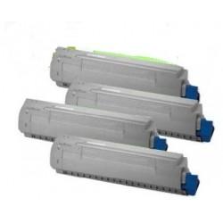 Magenta regenerado para Oki ES8431,ES8441-10K44844514