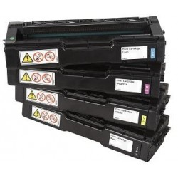 Negro Reg para Ricoh Aficio SP C340dn SP C341-5K407899