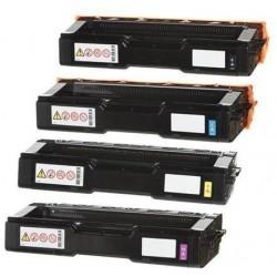Negro Compatible  Lanier Ricoh SP C360s C361-7K408184