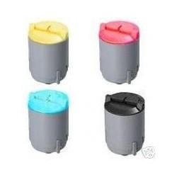 Negro compa Samsung CLP300,CLX2160,CLX3160-2KCLP-K300A
