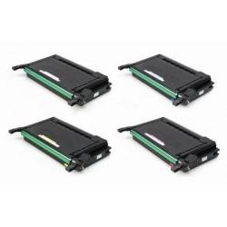 Magenta REG paraSamsung Clp 650, 600N, 650N.4K pag CLP-M600A