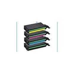 Amarillo reg para Samsung Clp 770 ND CLP 775ND-7KCLT-Y6092S