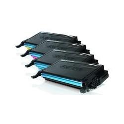 Negro reg CLP 620 ND, 670 ND, CLX 6220 FX, 6250 FX-K5082L 5K