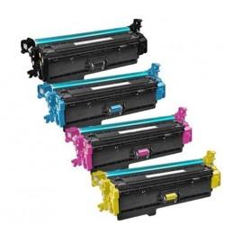 Amarillo Compatible HP M552dn,M553dn,M553X,M577dn-18K508X