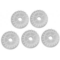 5xFuser Drive Gear 20T P3005,M3027,M3035RU5-0957-000