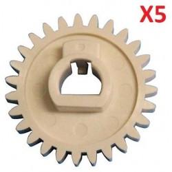 5xLower Roller Gear 27T P2035,P2055RU6-0690-000
