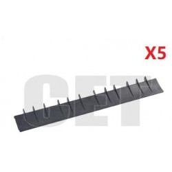 5xFuser Feed Guide M607,608,M609,M631,M632,M633RC5-3792-000