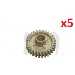 5xLower Roller Gear 29T M402,M404,M405,M428,M429,M426,M304