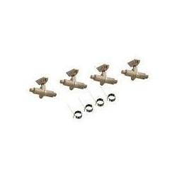 4xUpper Picker Finger W/Spring FS1100,FS1010,3500i2A820360