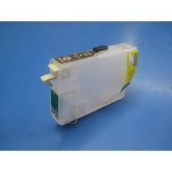 Negro con Chip Vacío 12ml compatib por T1291 Batería 15Meses