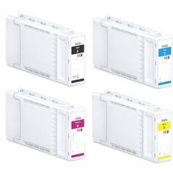 350ml Cyan Compa Epson SC-T3400,SC-T5400C13T41F240