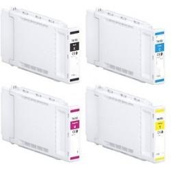 110ml Cyan Compa Epson SC-T3400,SC-T5400C13T41R240